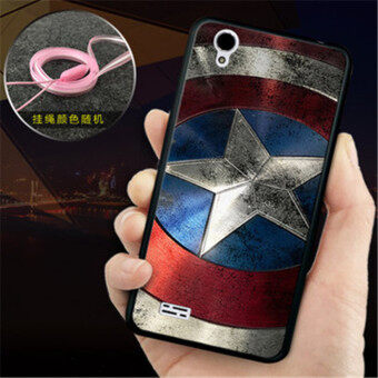 Harga Soft TPU Silicon Transparent Thin Cover Case For Vivo Y31 Silicone Phone Cases(As shown) - intl