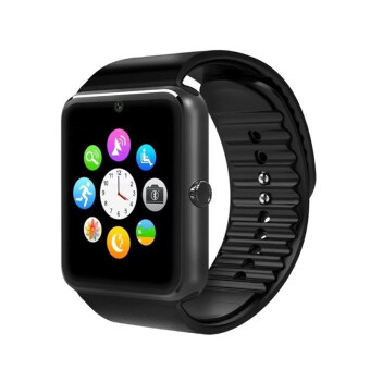 ISmart I Watch Phone and Sport Feature Height Qulity นาฬิกาอัจฉริยะ รุ่น GT (สีดำ)