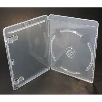 HP Blu-ray Box Case Clear กล่องบลูเรย์ 1 แผ่น สีขาว (Pack 25 Box) (White)