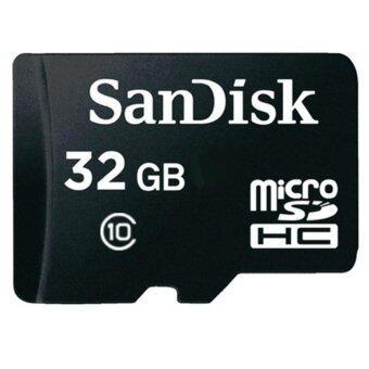 เมมโมรี่การ์ด หน่วยความจำ Micro SDClass 10 32 GB
