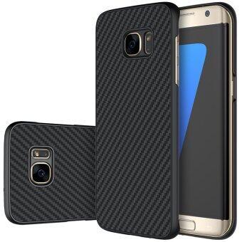 ขายถูก Nillkin เคส Samsung Galaxy S7 Edge รุ่น Synthetic Fiber (Black) รีวิว