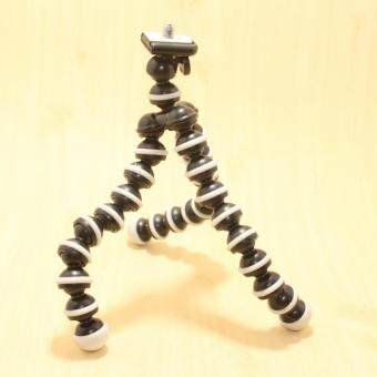 ขาต้ังกล้อง Action Camera อุปกรณ์เสริม ใช้สำหรับกล้อง Gopro , Sjcam หรือ Xiaomi Yi ดำ(Black)