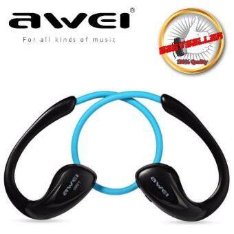 AWEI Wireless A880BL (ของแท้) Bluetooth V4.0 Headphones Sports Stereo Earphones