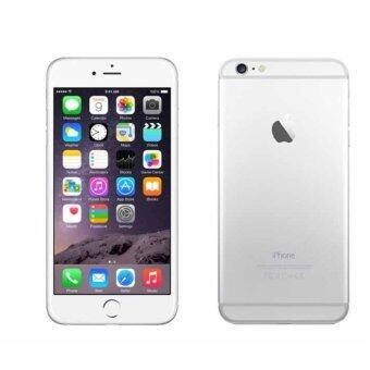 Refurbished Apple iphone 6 Plus 64GB (Silver)แถม เคสและฟิลม์