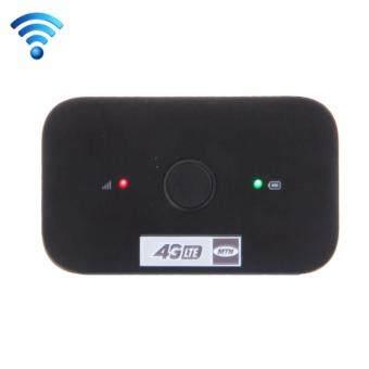 Huawei E5573 4G Pocket WiFi ใช้ได้กับ AIS/DTAC/TRUE Unlocked - Black