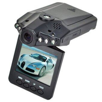 Akiko กล้องติดรถยนต์ HD DVR รุ่น F198 - สีดำ