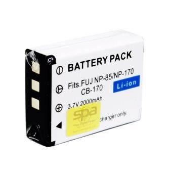 แบตกล้อง Fujifilm FinePix S1 SL1000 SL305 SL300 SL280 SL260 SL240, แบตเตอรี่กล้อง NP-85 NP85 Replacement Battery for Fuji แบตกล้อง SPA