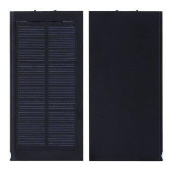 SWN POWER BANK SOLAR แบตสำรองมือถือโซล่า 50000 mAh รุ่น สลิม (BLACK)