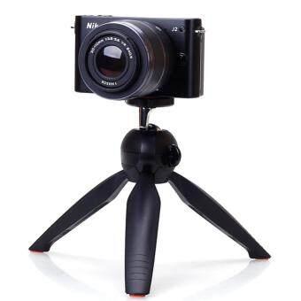 tesiaYUNTENG ขาตั้งกล้อง Yunteng YT-288 (สีดำ) ขนาดเล็ก สำหรับกล้อง/โทรศัพท์