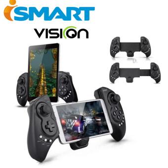 IPEGA 9023 joystick เกมส์คอนโทรลเลอร์ บลูทูธไร้สาย, JoyPad, Bluetooth Game Controller , GamePAD รุ่น PG-9023 - สีดำ