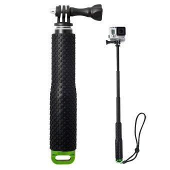 ไม้โกโปร 3 ระดับ แบบกันน้ำ Waterproof handheld monopod for Gopro + SJ4000