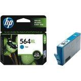 HP 564xl (CB323WA) Cyan Ink Cartridge – สีน้ำเงิน