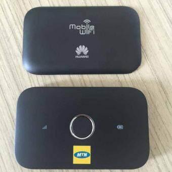 Huawei New Arrival Unlocked Huawei E5573 black 4G Mobile Wifi Router WiFi แอร์การ์ด โมบายไวไฟ ไวไฟพกพา AIS/DTAC/TRUE Unlocked