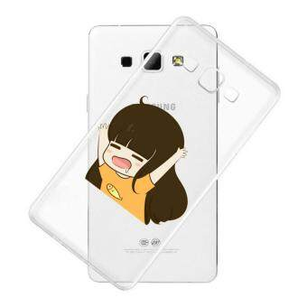 AFTERSHOCK TPU Case Samsung Galaxy J5 2016 (เคสใสพิมพ์ลาย That's me) / Thin 0.33 mm