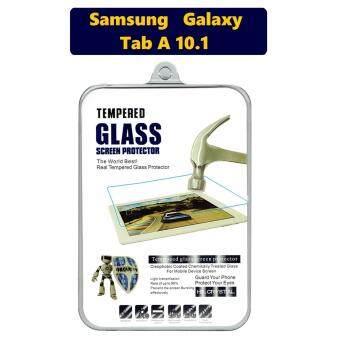 HD Crystal ฟิล์มกระจกนิรภัย Tablet เกรดพรีเมี่ยมแบบใส สำหรับ Samsung Galaxy Tab A 10.1