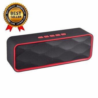 SEVEN SHOP Bluetooth Speaker HD STEREO ลำโพงบลูทูธ รุ่น SC211