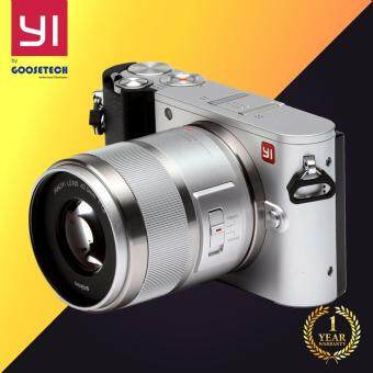 YI กล้องมิลเลอร์เลสเลนส์เดี่ยว YI M1 Mirrorless Digital Camera (ฺฺBody + Kit Lens 12-40 mm.)