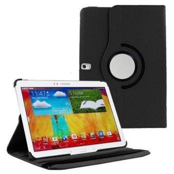 CASE PHONE เคส Samsung Galaxy Tab 2 (10.1 นิ้ว) รหัส P5100 / P7500 (ไม่มีปากกาที่ตัวเครื่อง) รุ่น Rotary หมุน 360 องศา (สีดำ)