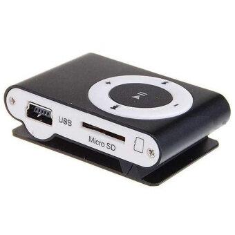 เพลง MP3 เล่นกับเส้นผ่านวันที่ (สีดำ)