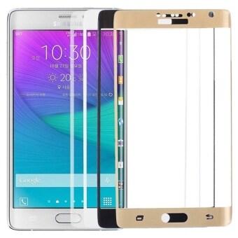 โกรธกันรอยหน้าจอกระจกสำหรับ Samsung Galaxy Note Edge (ขาว)