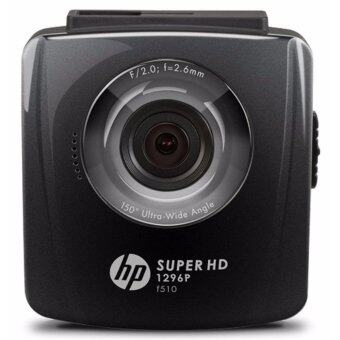 HP F510 กล้องติดรถยนต์ 1296P