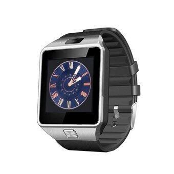 ATM นาฬิกาโทรศัพท์ รุ่น NZ09 (สีดำ) กล้องนาฬิกาบูลทูธ ใส่ซิมได้ Bluetooth Smart Watch SIM Card Camera