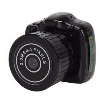 Aromdee กล้องจิ๋ว ขนาดเล็กมาก mini camera Y2000 Ultra Mini 2.0MP
