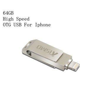 ความเร็วสูง 812 OTG usb แฟลชไดรฟ์ 64จิกะไบต์ไดร์ฟปากกา USB 2.0 ครับแผ่นเมมโมรี่สติ๊กสำหรับ iphone ipad ipod