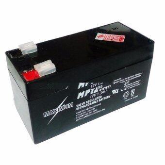 Mastersat แบตเตอรี่แห้ง สำหรับตู้ช่วยสอน ลำโพงพกพา หรือ อุปกรณ์อื่นที่ใช้ขนาดเดียวกัน รุ่น BAT12V13AH