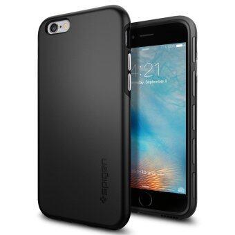 SPIGEN เคส Apple iPhone 6s / 6 case Thin Fit Hybrid (Black)
