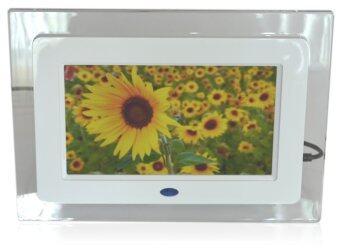 IT and Home กรอบรูปดิจิตอล Digital Photo Frame 7 นิ้ว - สีขาว