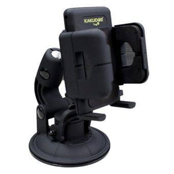 I-Smart แท่นวางโทรศัพท์มือถือในรถยนต์ Car Holder K-W3 (Black)