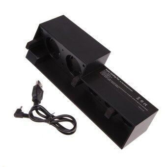 ควบคุมอุณหภูมิภายนอกเย็นผ่านกังหัน 5 พัดลมคูลเลอร์สำหรับ Sony PS4