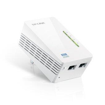 TP-LINK TL-WPA4220 300Mbps AV500 WiFi Powerline Extender (สีขาว)