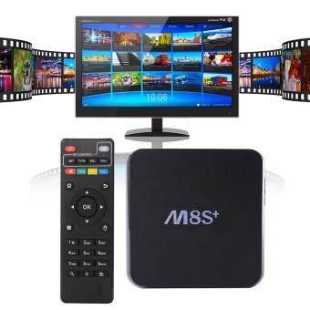 MX กล่องทีวี แอนดรอยด์ Andriod Box รุ่น MX8S+