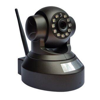 GOOD Camhi IP Camera Full HD กล้องวงจรปิดไร้สาย - Black