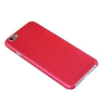 Vococal ultra slim เคสโทรศัพท์ป้องกันสำหรับ iPhone 6 (สีแดง)