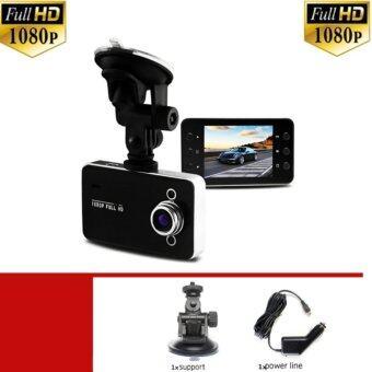 รีวิว กล้องติดรถยนต์ HD Portable FULL HD1080 รุ่น K6000 แพ็คคู่ (black)1ชิ้น นำเสนอ