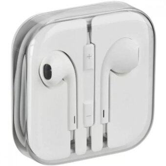 Smart Earphone หูฟังสำหรับไอโฟน iPhone / iPad / iPod (สีขาว)
