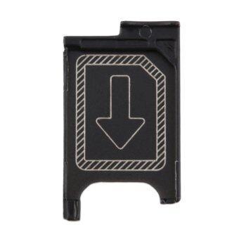 โอสล็อตซิมการ์ดในถาดพลาสติกขนาดเล็กทดแทนสำหรับ Sony Xperia Z3 Compact