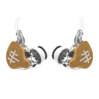 TFZ Series 1S หูฟัง IEM คุณภาพเสียงระดับ HD (สีไม้/ใส)
