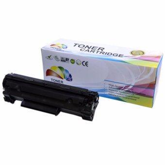 HP ตลับหมึกเทียบเท่า HP LaserJet Pro M12a/ M12w Color Box (BK)