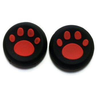 ซิลิโคน Silicone Thumb Stick Grip Caps Protect Cover for PS4, Xbox 360, Xbox ONE, PS3 Controllers