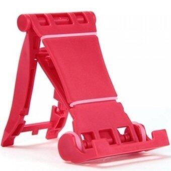 แท่นวาง Mobile Holder Stand Folding (สีแดง)