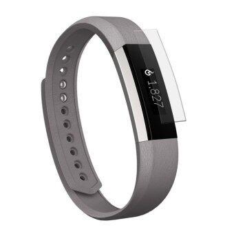 Seeme ล้างฟิล์มกันรอยหน้าจอ TPU พรีเมี่ยมสำหรับ Fitbit อัลต้า แพ็ค 5