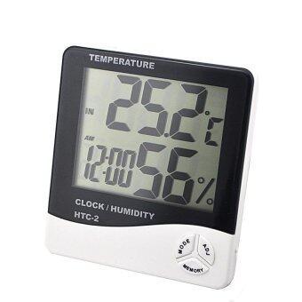 iBettalet เทอร์โมมิเตอร์ เครื่องวัดอุณหภูมิ แบบมีสาย HTC-2