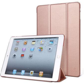 Savfy เคส iPad 2/3/4 (ชมพูอ่อน)