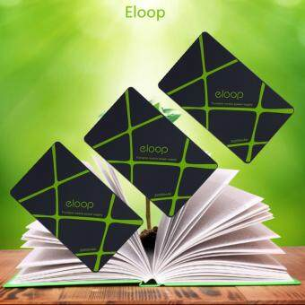 Eloop Power Bank แบตสำรอง พาวเวอร์แบงค์ ชาร์จไว ขนาดเล็ก Mini Power Suppy Portable 20000mAh (black)pack 3pcs