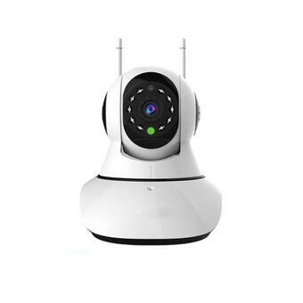 เช็คราคา Ace Dual antenna 720Pกล้องวงจรปิด IP Camera PNP Support 128GB รุ่น keye2 – สีขาว สินค้ายอดนิยม