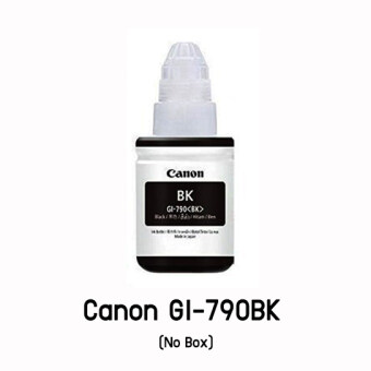 Canon หมึกเติม CANON GI-790 BK(สีดำ No Box)